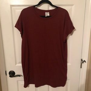 TWO H&M Divided T Shirt Dresses!!